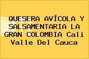 QUESERA AVÍCOLA Y SALSAMENTARIA LA GRAN COLOMBIA Cali Valle Del Cauca