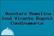 Quintero Remolina José Vicente Bogotá Cundinamarca