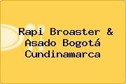 Rapi Broaster & Asado Bogotá Cundinamarca