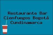 Restaurante Bar Cienfuegos Bogotá Cundinamarca