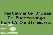 Restaurante Brisas De Bucaramanga Bogotá Cundinamarca