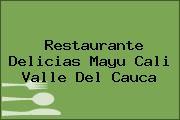 Restaurante Delicias Mayu Cali Valle Del Cauca