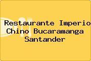 Restaurante Imperio Chino Bucaramanga Santander