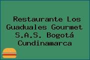 Restaurante Los Guaduales Gourmet S.A.S. Bogotá Cundinamarca