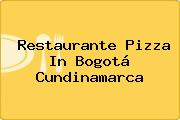 Restaurante Pizza In Bogotá Cundinamarca