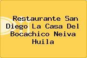 Restaurante San Diego La Casa Del Bocachico Neiva Huila