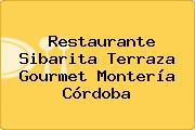 Restaurante Sibarita Terraza Gourmet Montería Córdoba