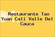 Restaurante Tao Yuan Cali Valle Del Cauca