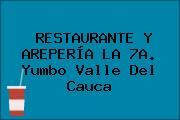RESTAURANTE Y AREPERÍA LA 7A. Yumbo Valle Del Cauca