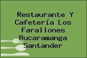 Restaurante Y Cafetería Los Farallones Bucaramanga Santander