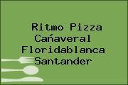 Ritmo Pizza Cañaveral Floridablanca Santander