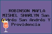 ROBINSON MAFLA MISHEL SHARLYN San Andrés San Andrés Y Providencia