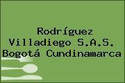 Rodríguez Villadiego S.A.S. Bogotá Cundinamarca