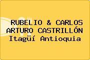 RUBELIO & CARLOS ARTURO CASTRILLÓN Itagüí Antioquia