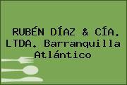 RUBÉN DÍAZ & CÍA. LTDA. Barranquilla Atlántico