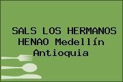 SALS LOS HERMANOS HENAO Medellín Antioquia