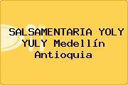 SALSAMENTARIA YOLY YULY Medellín Antioquia