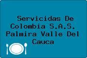 Servicidas De Colombia S.A.S. Palmira Valle Del Cauca