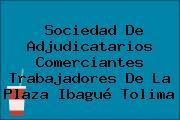 Sociedad De Adjudicatarios Comerciantes Trabajadores De La Plaza Ibagué Tolima