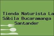 Tienda Naturista La Sábila Bucaramanga Santander