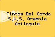 Tintos Del Gordo S.A.S. Armenia Antioquia