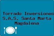 Torrado Inversiones S.A.S. Santa Marta Magdalena
