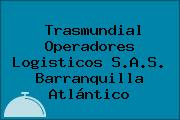 Trasmundial Operadores Logisticos S.A.S. Barranquilla Atlántico