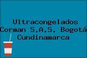 Ultracongelados Corman S.A.S. Bogotá Cundinamarca