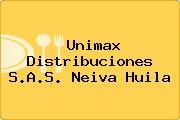 Unimax Distribuciones S.A.S. Neiva Huila