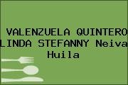 VALENZUELA QUINTERO LINDA STEFANNY Neiva Huila