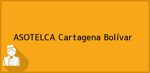 Teléfono, Dirección y otros datos de contacto para ASOTELCA, Cartagena, Bolívar, Colombia