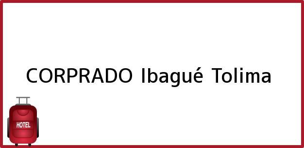 Teléfono, Dirección y otros datos de contacto para CORPRADO, Ibagué, Tolima, Colombia