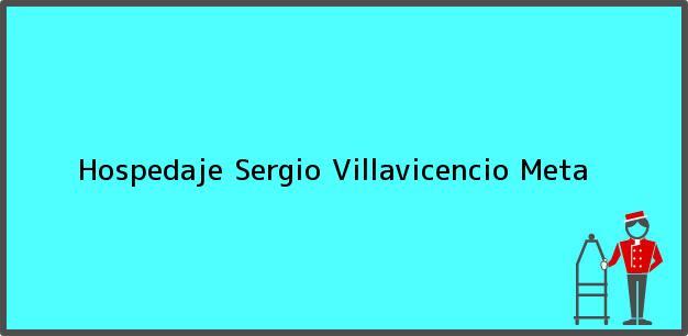 Teléfono, Dirección y otros datos de contacto para Hospedaje Sergio, Villavicencio, Meta, Colombia