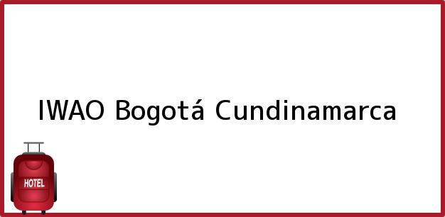 Teléfono, Dirección y otros datos de contacto para IWAO, Bogotá, Cundinamarca, Colombia