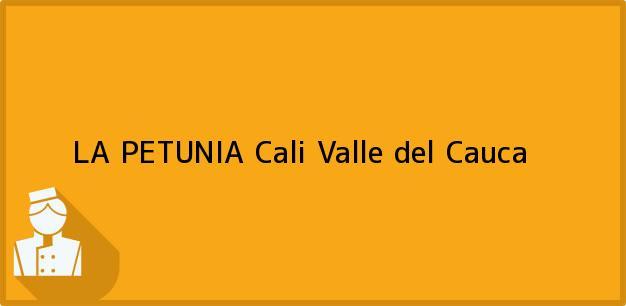 Teléfono, Dirección y otros datos de contacto para LA PETUNIA, Cali, Valle del Cauca, Colombia