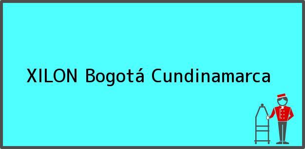 Teléfono, Dirección y otros datos de contacto para XILON, Bogotá, Cundinamarca, Colombia