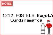 1212 HOSTELS Bogotá Cundinamarca