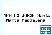 ABELLO JORGE Santa Marta Magdalena