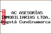AC ASESORÍAS INMOBILIARIAS LTDA. Bogotá Cundinamarca