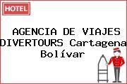 AGENCIA DE VIAJES DIVERTOURS Cartagena Bolívar