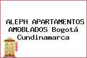 ALEPH APARTAMENTOS AMOBLADOS Bogotá Cundinamarca