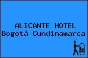 ALICANTE HOTEL Bogotá Cundinamarca