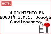 ALOJAMIENTO EN BOGOTÁ S.A.S. Bogotá Cundinamarca
