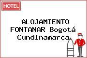 ALOJAMIENTO FONTANAR Bogotá Cundinamarca