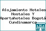 Alojamiento Hoteles Hostales Y Apartahoteles Bogotá Cundinamarca