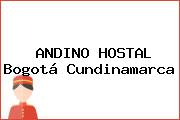 ANDINO HOSTAL Bogotá Cundinamarca