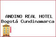 ANDINO REAL HOTEL Bogotá Cundinamarca