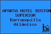 APARTA HOTEL BOSTON SUPERIOR Barranquilla Atlántico