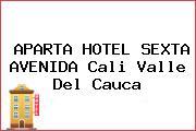 APARTA HOTEL SEXTA AVENIDA Cali Valle Del Cauca