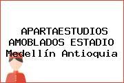 APARTAESTUDIOS AMOBLADOS ESTADIO Medellín Antioquia